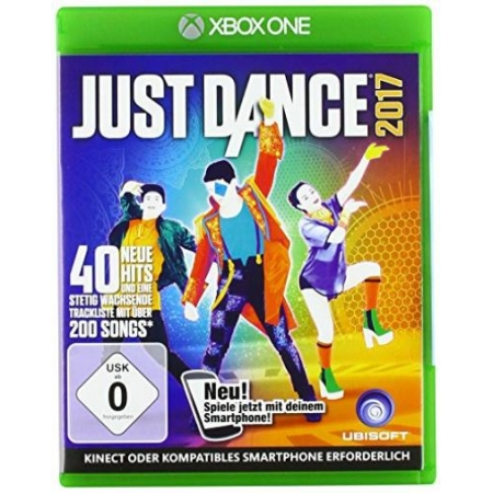 Just Dance 2017  [XBox one, gebraucht, DE]