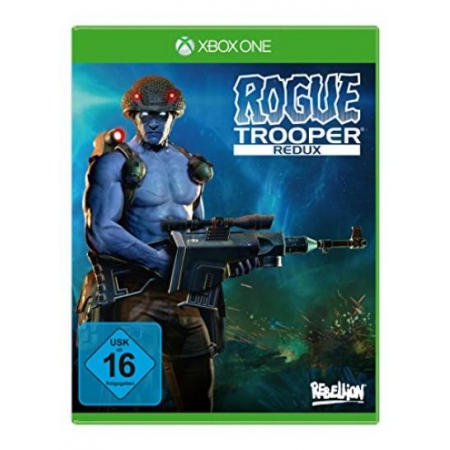 Rogue Trooper Redux [XBox one, gebraucht, DE]