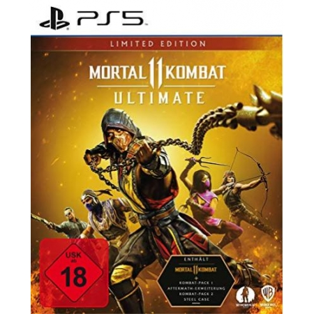 Mortal Kombat 11 Ultimate Limited Edition [PS5, neu, DE]