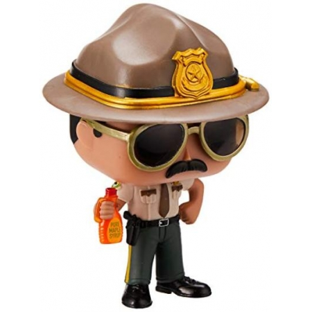Funko POP Super Troopers Ramathorn (581) [Figuren, neu, DE]
