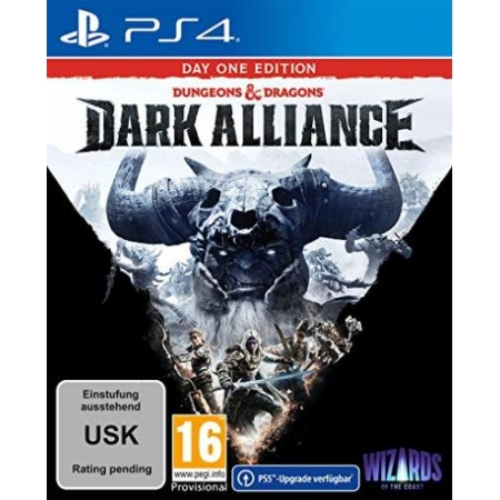 Dungeons & Dragons Dark Alliance Day One Edition [PS4, neu, DE]