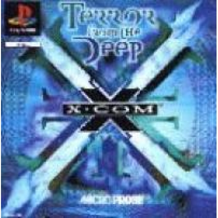 X-Com 2 - Terror from the Deep [PSX, gebraucht, DE]