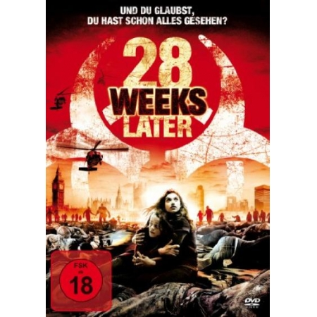 28 Weeks Later [DVD, gebraucht, DE]
