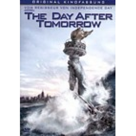 The Day after Tomorrow [DVD, gebraucht, DE]