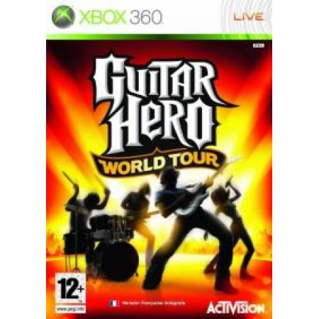 Guitar Hero - World Tour [XB360, gebraucht, DE]