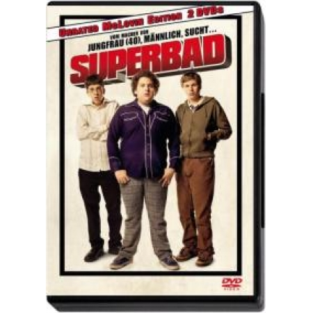 Superbad / Unrated McLovin Edition (Amaray Version) [DVD, gebraucht, DE]