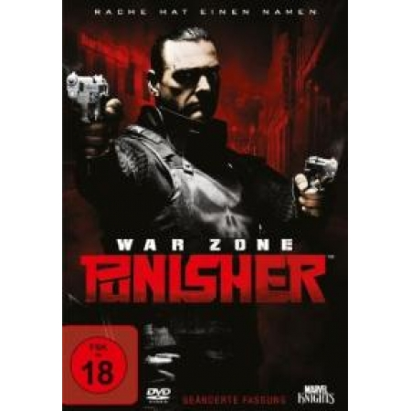 Punisher - War Zone  [DVD, gebraucht, DE]