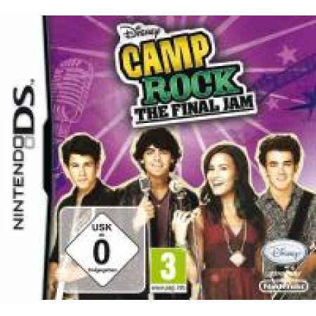 Camp Rock: The Final Jam [NDS, gebraucht, DE]