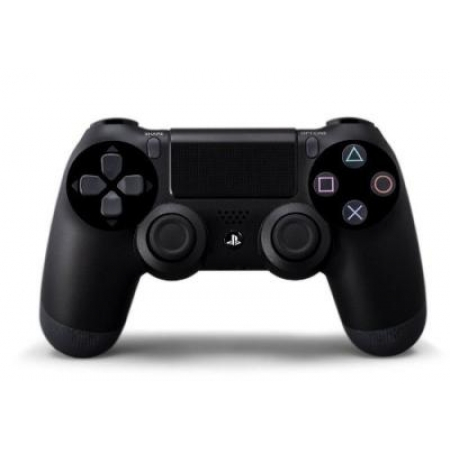 DualShock 4 Wireless Controller, schwarz (Hardware) [PS4, neu, DE]