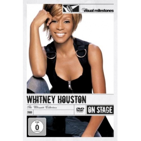 Whitney Houston - The Ultimate Collection [DVD, gebraucht, DE]