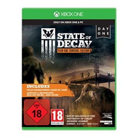 State of Decay [XBox one, gebraucht, DE]