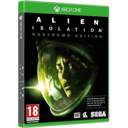 Alien Isolation  [XBox one, neu, PEGI-UK]