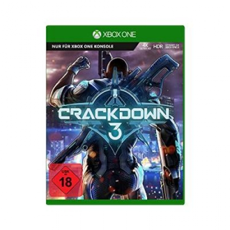 Crackdown 3 [XBox one, neu, DE]