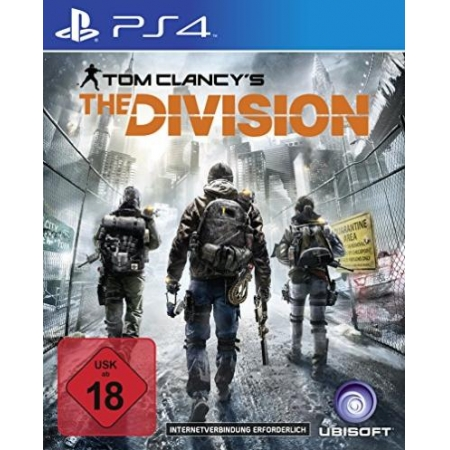 The Division [PS4, gebraucht, DE]