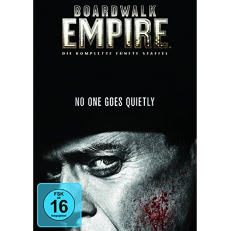 Boardwalk Empire - Die komplette fünfte Staffel (3 DVDs)