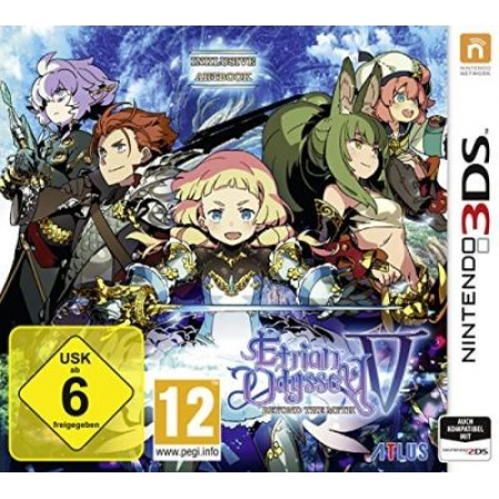 Etrian Odyssey Vs Beyond the Myth