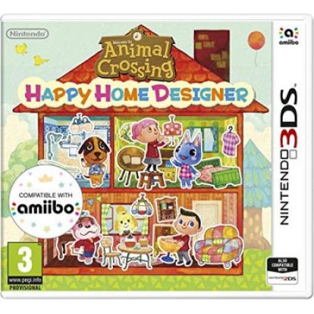 Animal Crossing : Happy Home Designer - Ohne Karten