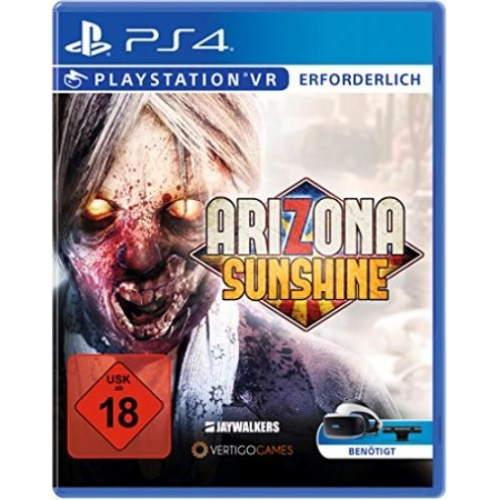 Arizona Sunshine - PSVR