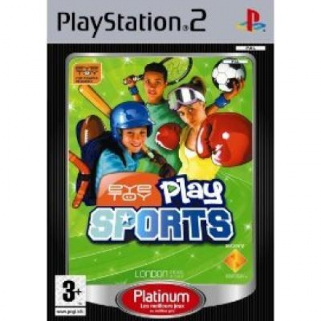 EyeToy Play Sports (Platinum)