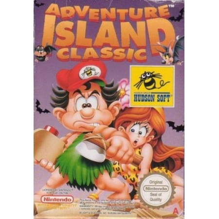 The Adventure Island Classic - Ohne OVP
