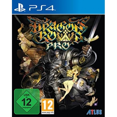 Dragon s Crown Pro - Battle Hardened Edition