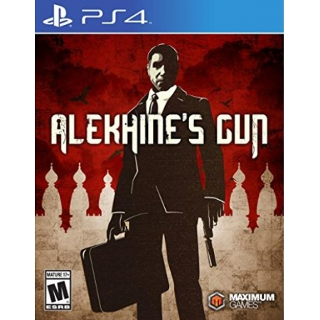 Alekhine s Gun - PlayStation 4 by Maximum Games