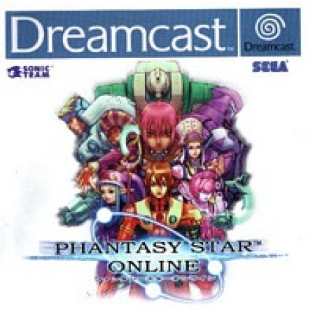 Phantasy Star Online - Hülle defekt