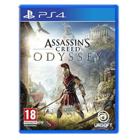 Assassins Creed Odyssey - Standard Edition