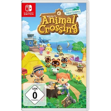 Animal Crossing: New Horizons  [NSW, neu, DE]