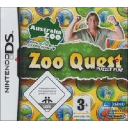 Zoo Quest - Puzzle Fun - Ohne Anleitung und Verpackung