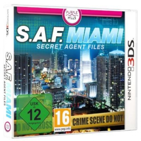Secret Agent Files [N3DS, gebraucht, DE]