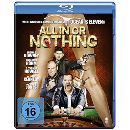 All In or Nothing [BluRay, gebraucht, DE]
