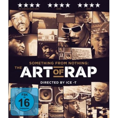 Something from Nothing: The Art Of Rap  [BluRay, gebraucht, DE]