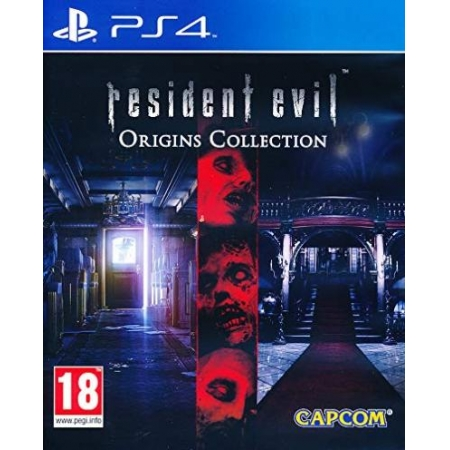 Resident Evil Origins Collection [PS4, gebraucht, PEGI-UK]