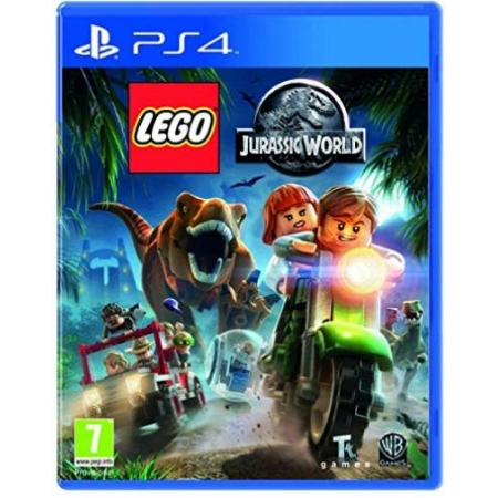 LEGO: Jurassic World  [PS4, neu, PEGI-UK]