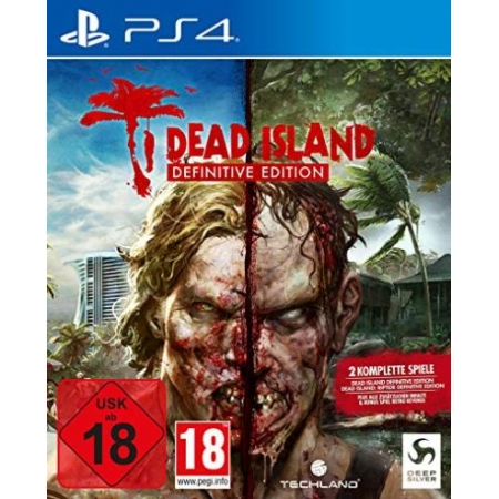Dead Island Definitive Edition Collection [PS4, neu, PEGI-AT]