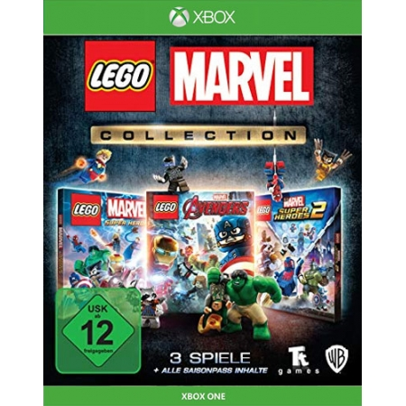 LEGO Marvel Collection [XBox one, neu, DE]
