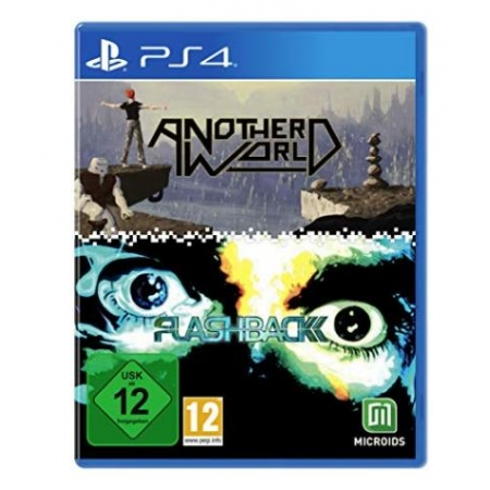 Another World - Flashback Bundle Limited Edition [PS4, neu, DE]