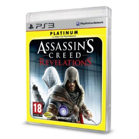 Assassin s Creed: Revelations - Platinum [PS3, gebraucht, PEGI]
