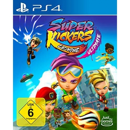 Super Kickers League Ultimate [PS4, neu, DE]