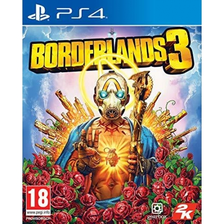 Borderlands 3 (PS4) (AT-PEGI) [PS4, neu, PEGI-AT]