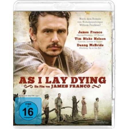 As I Lay Dying  [BluRay, gebraucht, DE]