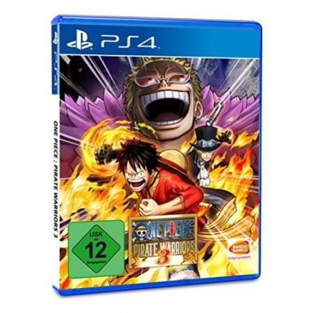 One Piece Pirate Warriors 3  [PS4, gebraucht, DE]