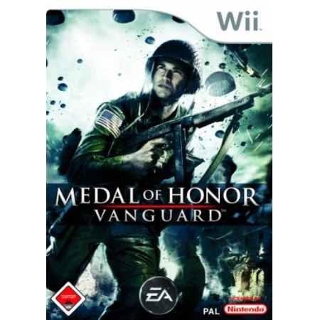 Medal of Honor - Vanguard - Ohne Anleitung