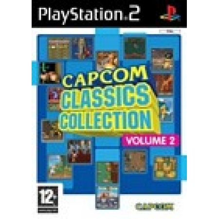 Capcom Classic Collection Volume 2