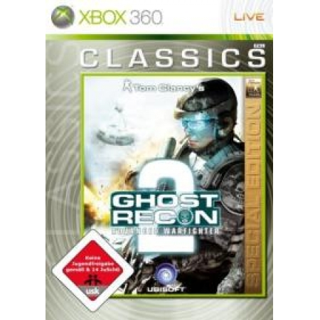 Ghost Recon - Advanced Warfighter 2 (Classics) - Ohne Anleitung