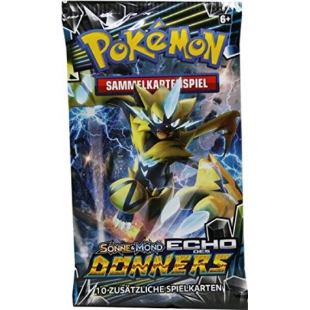Pokemon Booster SM02 Deutsch