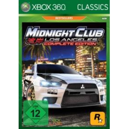 Midnight Club - Los Angeles (Complete Edition)