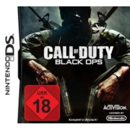 Call of Duty - Black Ops - Ohne Anleitung und Verpackung