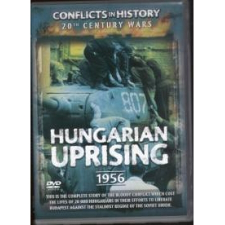 Conflicts - Conflicts - Hungarian Uprising 1956
